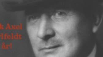 Karlfeldt – humorist och grubblare? En annorlunda bild av jubilaren