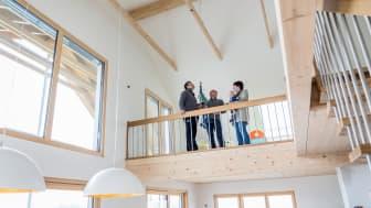 Wohngesundheit, Clean Living, natürliche Baustoffe und  Nachhaltigkeit stehen bei Bauherren aktuell hoch im Kurs. Foto: Martin Maier Photography