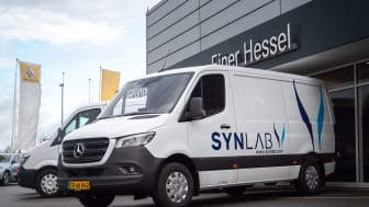 Mercedes Sprinter Synlab