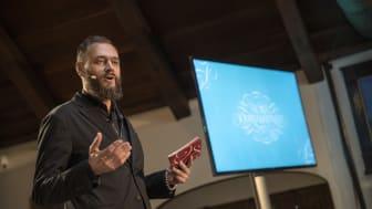 Programvärd Stora Journalistpriset 2019 Olof Lundh