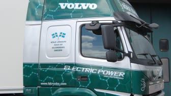Elektrifiering är en av lösningarna för att minska utsläppen från transportsektorn. Foto: Öresundskraft.