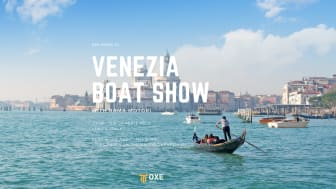 OXE Diesel displayed by RAMA Marine at VENEZIA BOAT SHOW