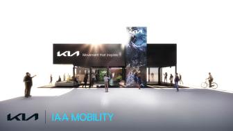 Kia visar nya Kia Sportage Plug-In Hybrid på IAA Mobility i München