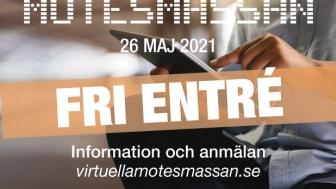 Sveriges största digitala mötesmässa