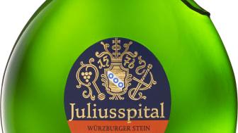 JULIUSSPITAL WÜRZBURGER STEIN LANSERAS I TVÅ VERSIONER PÅ SYSTEMBOLAGET I MARS OCH APRIL!