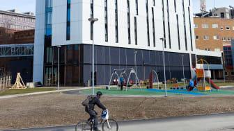 Pingvinhotellet i Tromsø. Foto: Jan Fredrik Frantzen, Universitetssykehuset Nord-Norge
