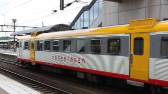 SJ tar över Krösatågens trafik