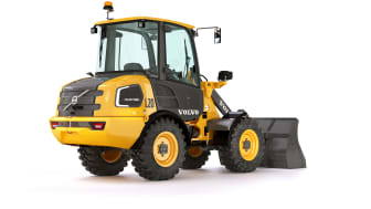 Volvo L20 Electric - frilagd