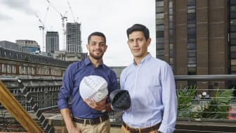 Urbane Windkraftanlage gewinnt den prestigeträchtigen internationalen James Dyson Award