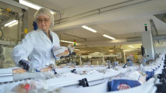 Fria Bröd AB i Västra Frölunda  exporterar till 15 olika länder i Europa. Vd är Jeanine Öhrstedt Holmgren. Ta del av hennes och andra företagares erfarenheter på verksamt.se/utland.