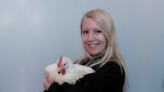 Svensk Fågel stärker upp inom djurskydd