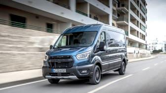Ford Transit 2T Trail 2020