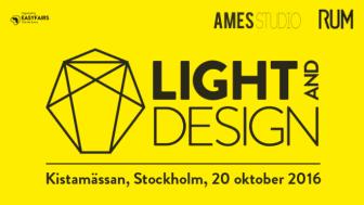 Framtidens ljusdesign och arkitektur på Light & Design