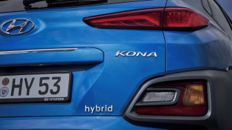 KONA hybrid.