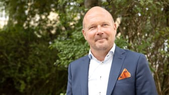 Magnus Skebäck gick in som vd för Pulsen Omsorg den 12 augusti.