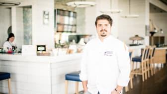Yahya Alpaslan Özdemir, the new Karpaz Gate Marina Chef