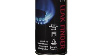 AGA lanserar ny läcksökningsspray inför grillsäsongen.    Foto: AGA:s bildarkiv.