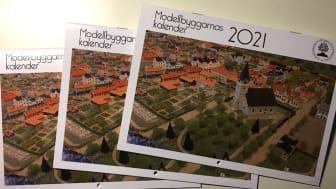 Modellbyggarnas kalender 2021 nu klar