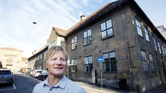 Anders Nohre-Walldén, utviklingssjef i NGBC: Foto: Kristin Svorte.