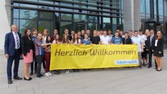 Ausbildungsstart beim Bayernwerk in Ostbayern