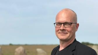 Fredrik Österling, chef för Helsingborgs Konserthus. Foto: Kate Hearne.