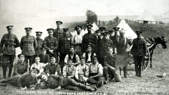 Heritage Lottery Fund awards £9,800 to Rochdale Borough Council to mark First World War Centenary