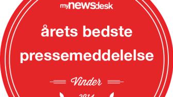 Ford kåret til vinder af 'Årets bedste pressemeddelelse 2014'