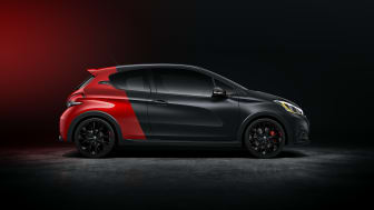 Nya Peugeot 208 GTi by Peugeot Sport