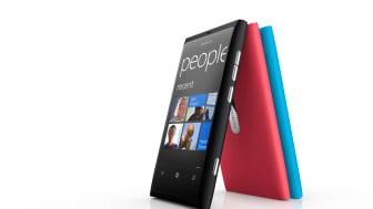 Premiär för förhandsbokning av Nokia Lumia 800