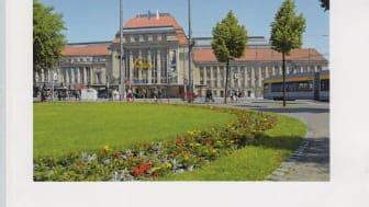 100 Jahre Leipziger Hauptbahnhof, eröffnet im Jahr 1915
