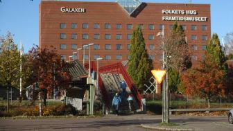 4 oktober sammanträder regionfullmäktige på Galaxen i Borlänge.
