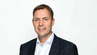 Anders Torell, vd på Kronans Apotek, ny ordförande för Sveriges Apoteksförening.
