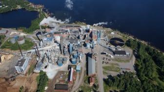 SSG On site har hjälpt Vallviks bruk med säkerheten på anläggningen.