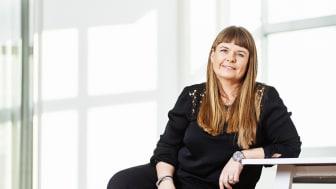 Lena Wiig, affärsområdeschef Arbetsmiljö
