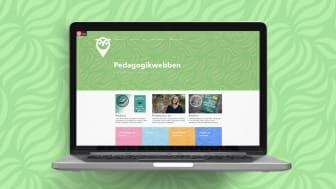 Pedagogikwebben – kompetensutveckling och inspiration för personal i pedagogisk verksamhet.