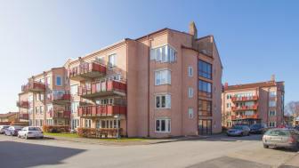 Riksbyggen förvärvar hyresfastighet med 67 lägenheter i Höganäs