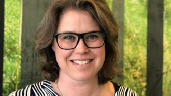 Pernilla Abrahamsson, new COO at Lipum.