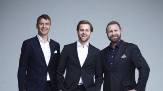 Ole Erevik, Ørjan Bjørnstad, Joachim Boldsen
