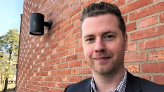 Att ha en koppling till akademin och samtidigt få jobba väldigt industrinära ser jag som en attraktiv kombination, säger Karl Fahlström.