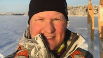 Lennart Pittja, Sapmi Nature Camp. Foto: Sapmi Nature Camp