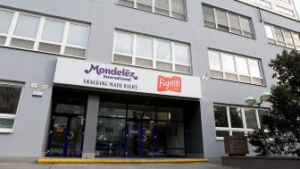 Továrna Mondelez v Bratislavě