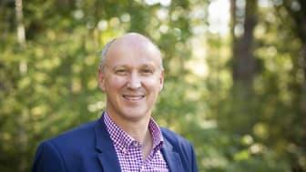Olle Norberg tillträder som föreståndare för Institutet för rymdfysik (IRF) den 1 september 2021.