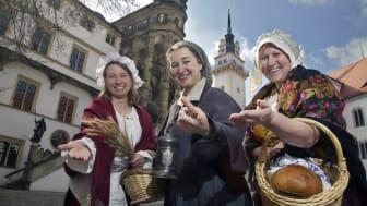 Torgau lädt ein zum 19. Landeserntedankfest vom 16. bis 18. September 2016