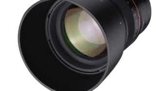 Das MF 85mm F1.4Z für den Nikon Z Mount ist das erste 85mm Objektiv für Nikon Z am Markt
