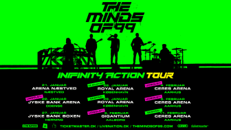 The Minds of 99: Infinity Action Tour 2022