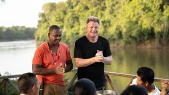 Gordon Ramsay i Guyana