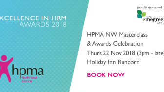 HPMA North West Masterclass & Awards Celebration