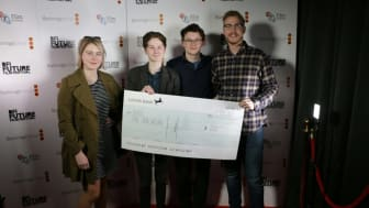 Northumbria University Venus film success 1