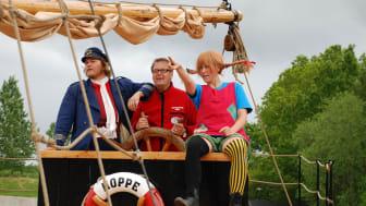 Regeringen satsar på turismen i Vimmerby
