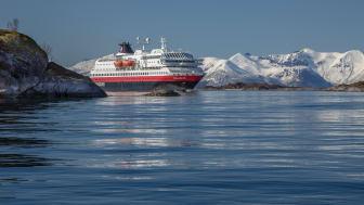 Foto: Carsten Pedersen/Hurtigruten
